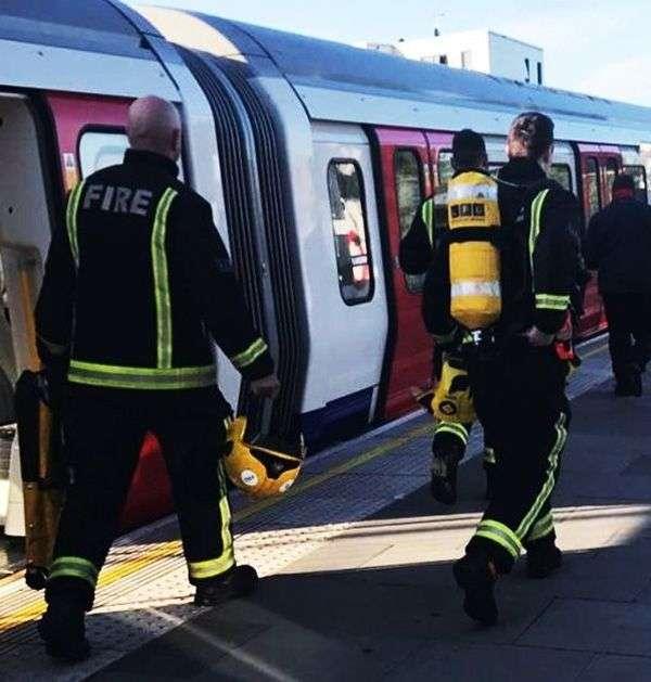 У вагоні лондонського метро стався вибух