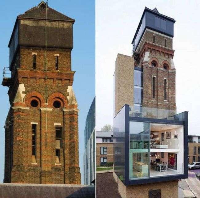 Друга життя старої водонапірної башти (23 фото)