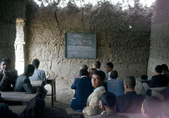 Афганістан 60-х – 70-х років XX століття (60 фото)