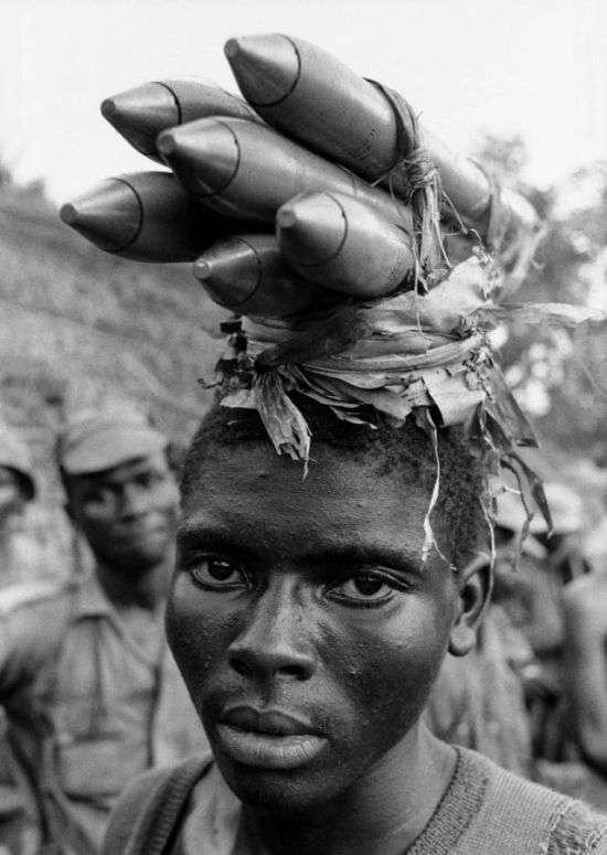Таке ви зможете побачити тільки в Африці (29 фото)
