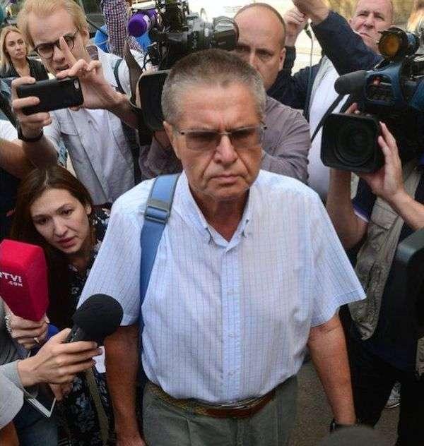 Находившись під домашнім арештом Олексій Улюкаєв схуд на 14 кг (2 фото)
