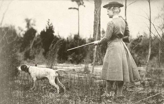 Енні Оуклі - найбільш влучна жінка-стрілець у світі (37 фото)