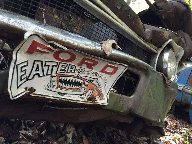 Old City Car - звалище класичних автомобілів у США (14 фото)