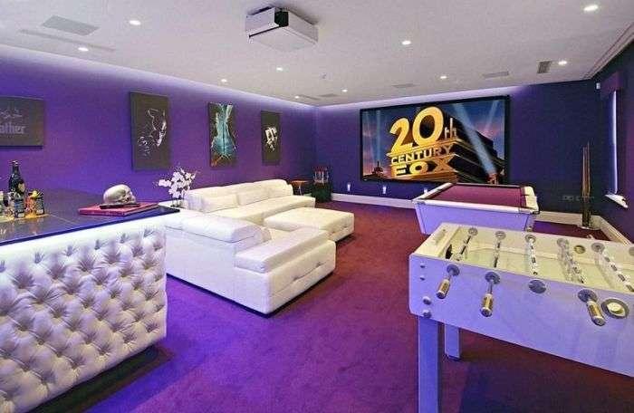 Кімнати, про які мріє кожен чоловік (18 фото)