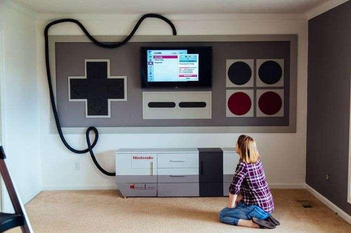 Ігрова кімната для дітей від люблячих батьків (19 фото)