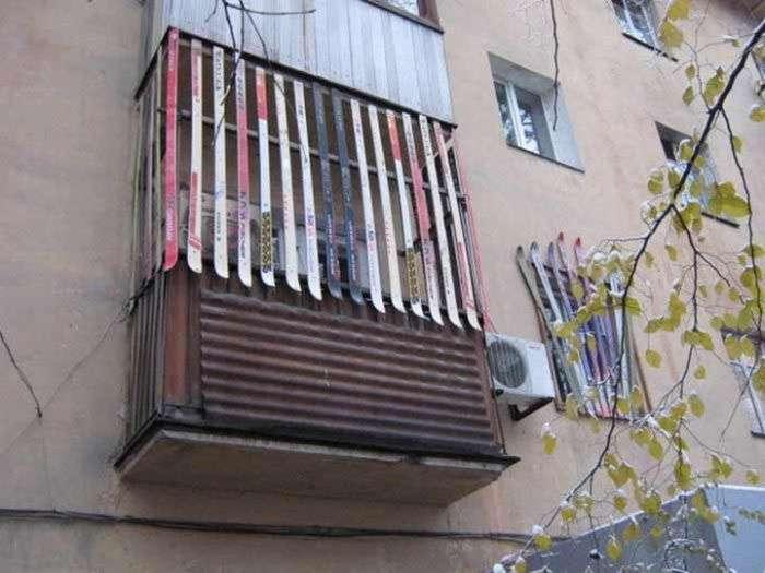 Російські балкони (30 фото)