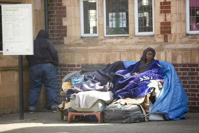 Біженці з Сомалі живуть на вулицях Лондона, відмовляючись від соціального житла (15 фото)