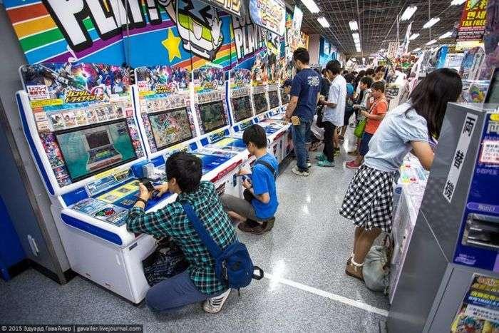 Незвичайна життя японців (71 фото)