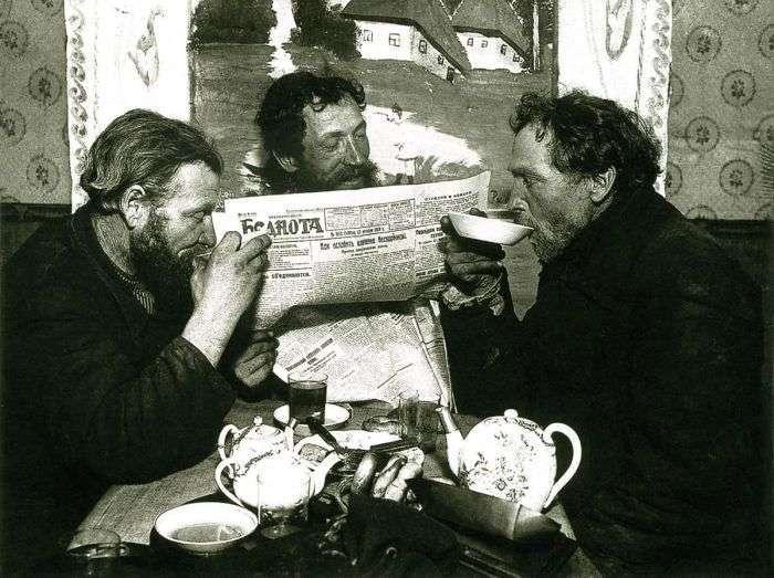 СРСР в 30-е і 40-і роки в знакових роботах Бориса Гнатовича (21 фото)
