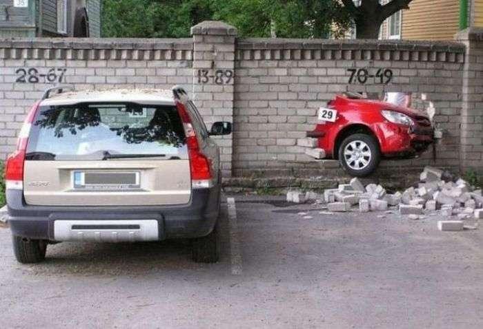 Жорсткі авто невдачі (25 фото)
