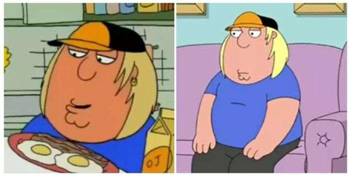 Герої популярних мультфільмів тоді і зараз (22 фото)