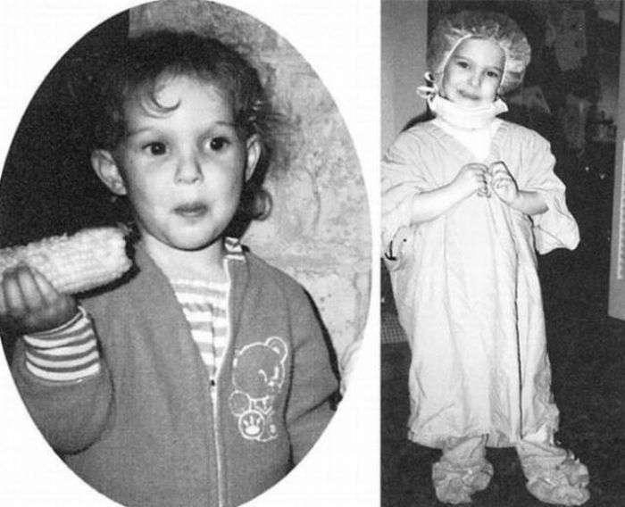 Зірки в дитинстві і юності (29 фото)