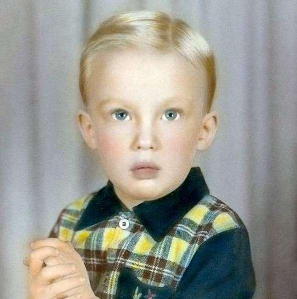 Впливові політики у дитинстві (10 фото)