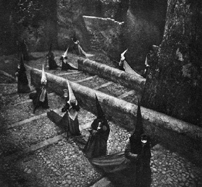 Моторошні чорно-білі фото (25 фото)