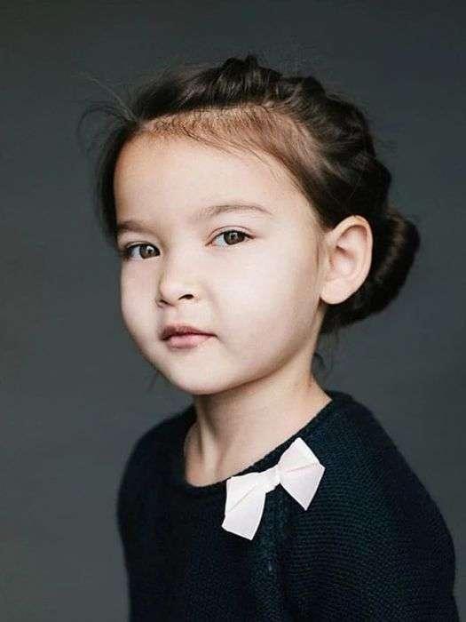 Знімки дітей, що зєднали в собі красу різних національностей (16 фото)