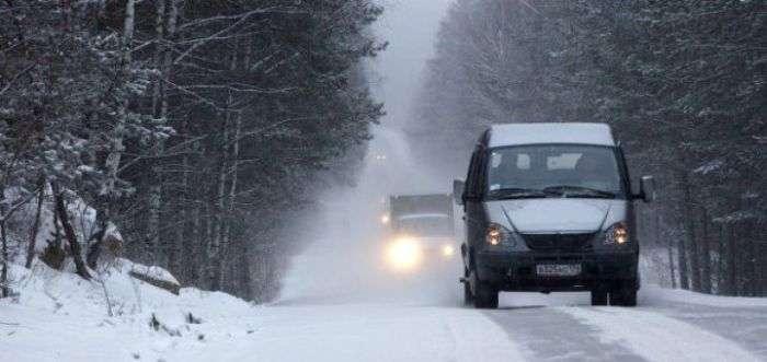 Дмитро Goblin Пучків нагадав автомобілістам, як готуватися до далекій дорозі в зимовий час року (4 фото + текст)