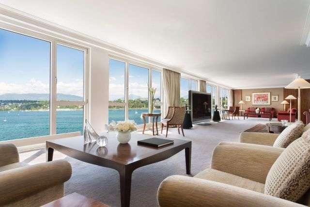 Найдорожчий готельний номер вартістю 80 000 доларів добу (12 фото)