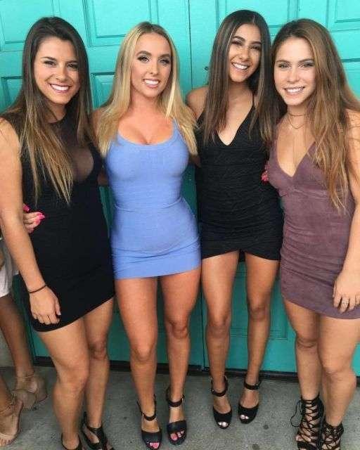 Дівчата, яким дуже личать сукні (45 фото)
