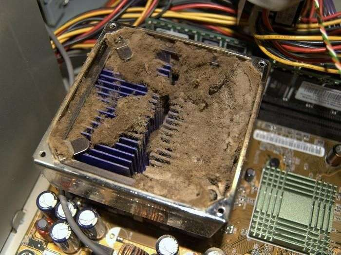 Пилові компютери (32 фото)