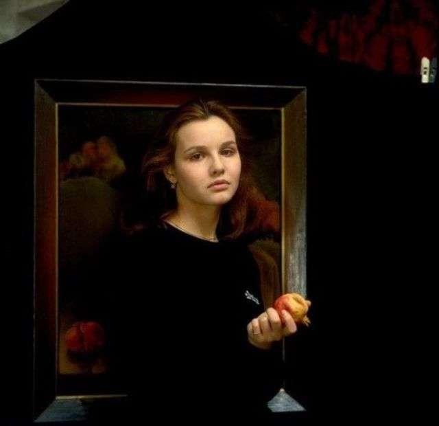 Фотопортрети радянських актрис від Володимира Бондарєва (20 фото)