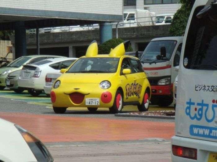 Дивні фото з Японії (37 фото)