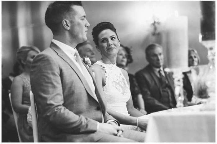 Кумедний момент на весіллі (5 фото)