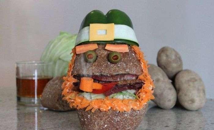 Забавні бутерброди (32 фото)