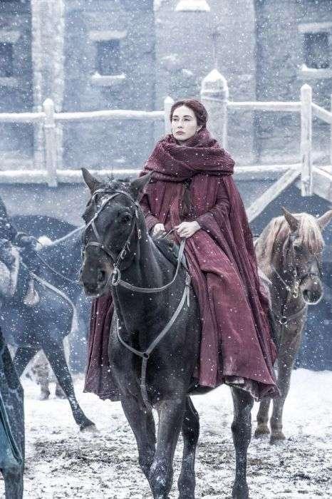 Свіжі знімки шостого сезону серіалу «Гра престолів» (20 фото)