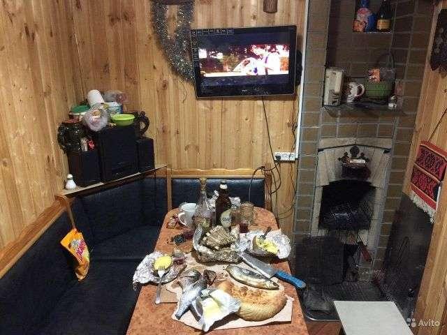 Затишний гараж в Новому Уренгої (3 фото)