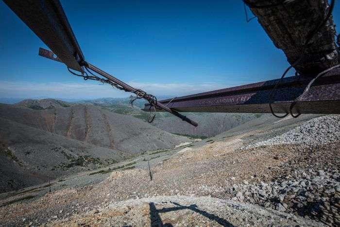 Руїни табору «Бутугычаг» в Магаданській області (24 фото)