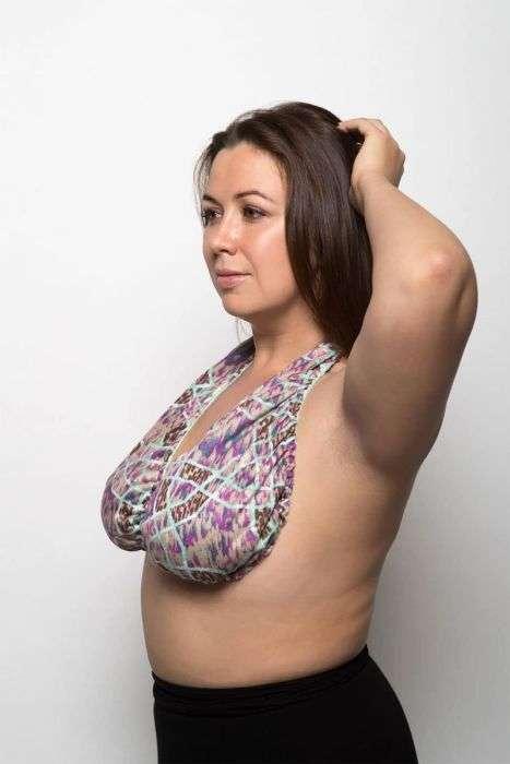 Гамак-рушник для грудей набирає популярність серед жінок (17 фото)