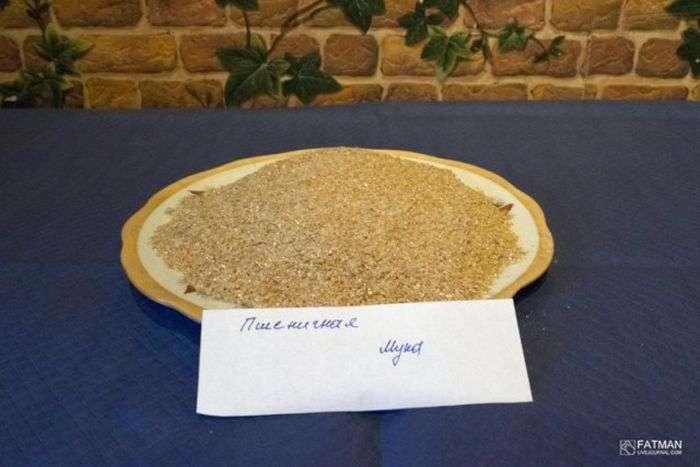 Блокадний хліб в домашніх умовах (14 фото)
