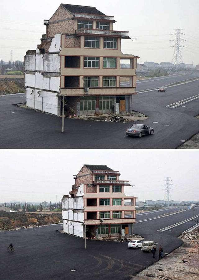 Непоступливі господарі будинків (26 фото)