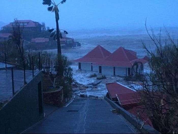 Наслідки урагану «Ірма» (16 фото)
