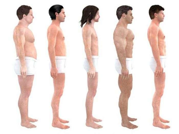 Як за минулі 145 років змінилися уявлення про ідеальний чоловічому тілі (13 фото + текст)