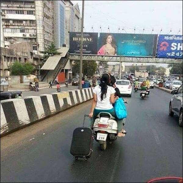 Дивацтва з Індії (35 фото)