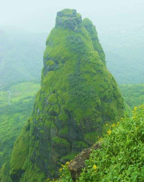 Форт Калавантин Дург - визначна памятка в околицях Мумбая (3 фото + відео)