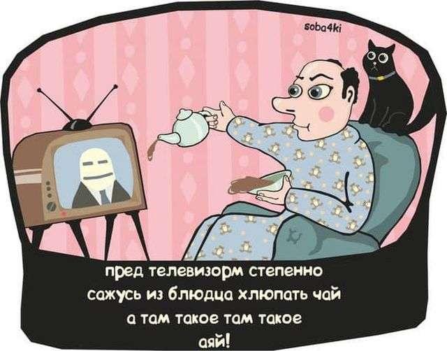 Смішні комікси і віршики-пиріжки про наше життя (21 картинка)