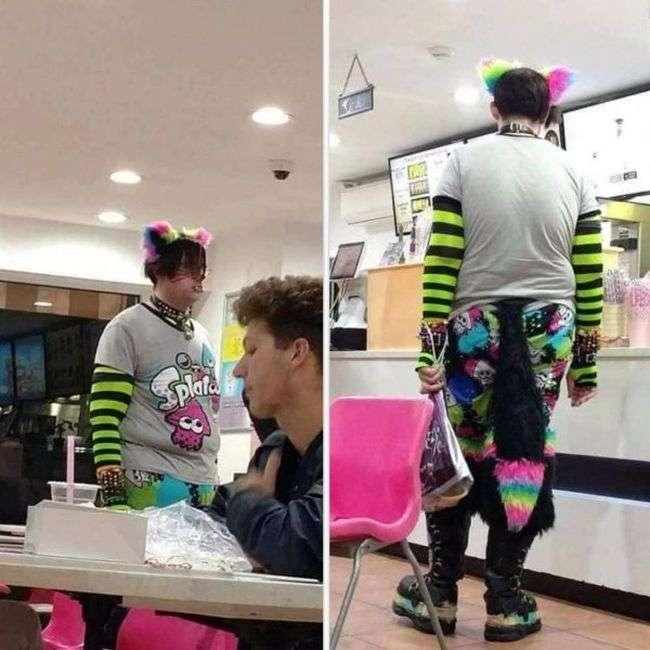 Це називається мода (31 фото)
