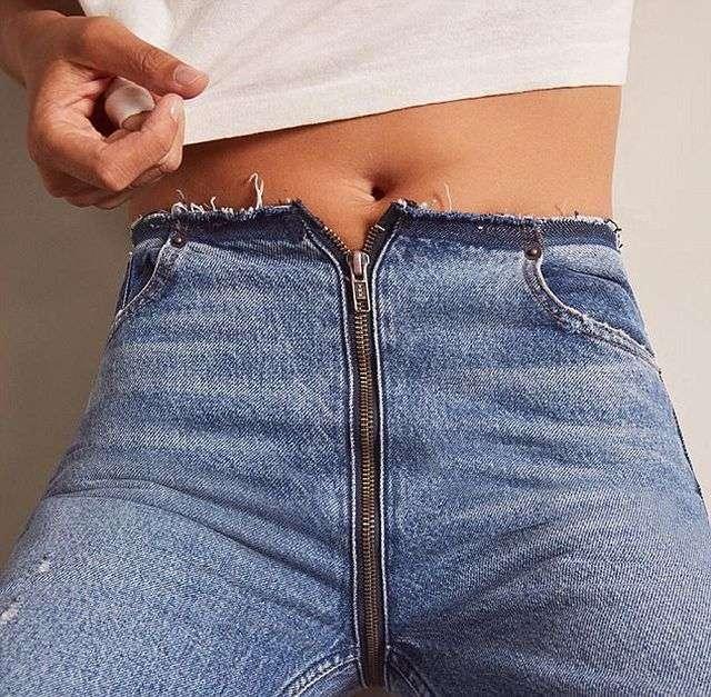 Жіночі джинси, які сподобаються кожному чоловікові (3 фото)