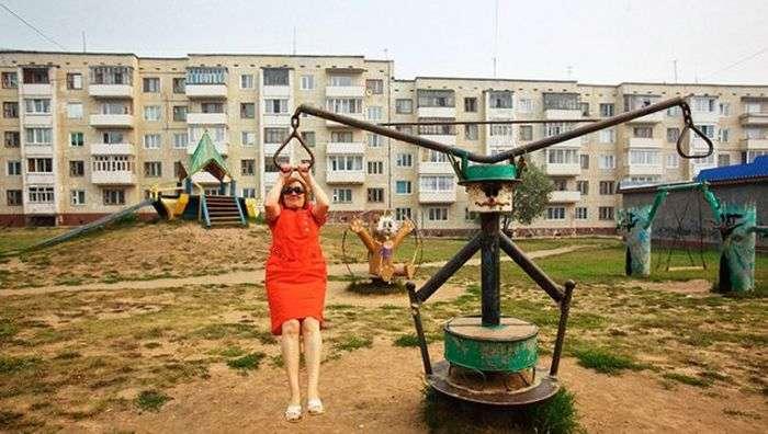 Суворі Жеки Уралу (2 фото)