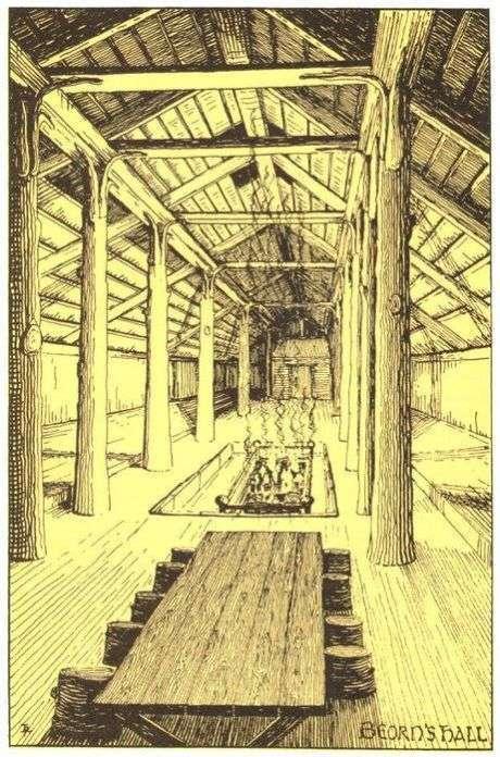 Ілюстрації письменника Джона Толкіна до своїх творів (15 малюнків)
