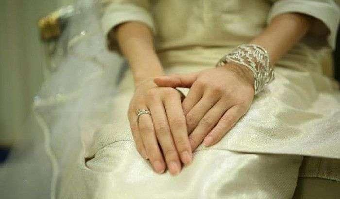 Малайзійська принцеса Тунку Тун Аміна вийшла заміж за голландського менеджера (12 фото)