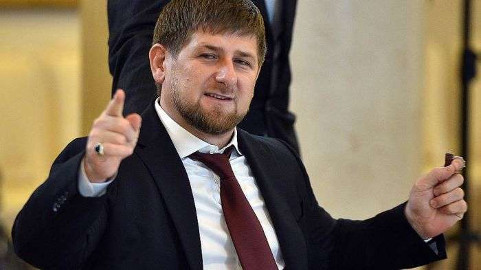 Рамзан Кадиров розповів про агентів з чеченського спецназу в лавах «Ісламської держави» (3 фото)