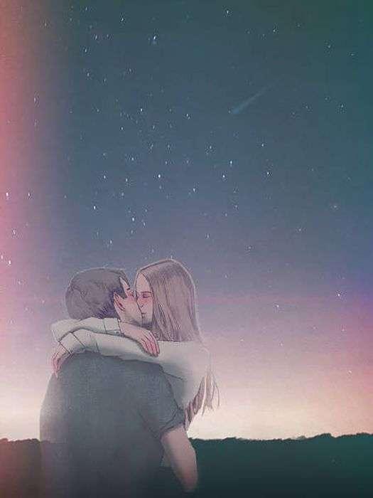 Романтичні малюнки Хичона Джонга (33 фото)