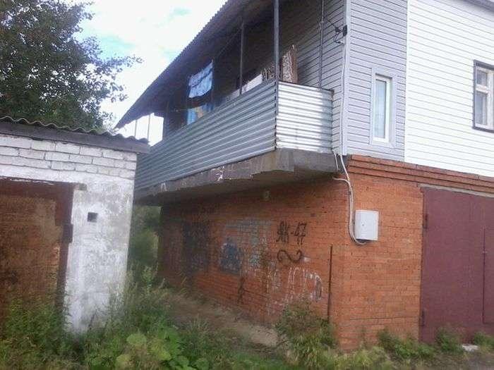 Житло в гаражі (9 фото)