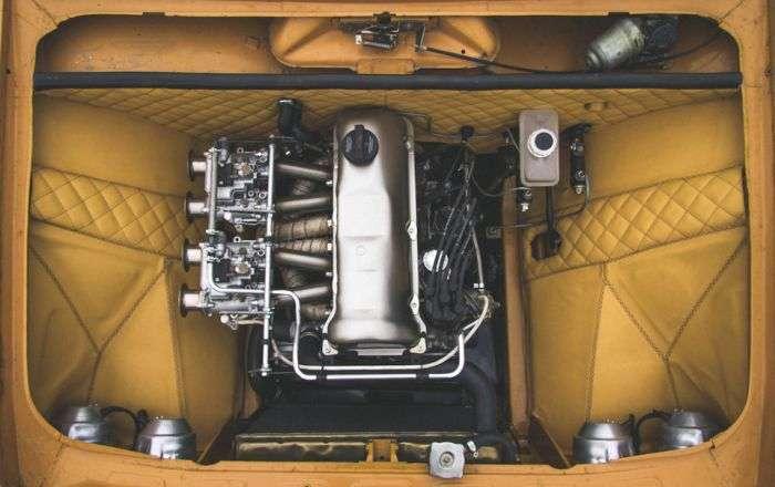 Унікальний автомобіль Lada 1500 з пневматичною підвіскою (12 фото)