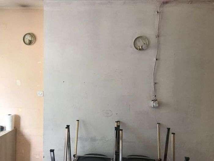 Англійський вболівальник показав кімнату свого готелю в Скопє (5 фото)