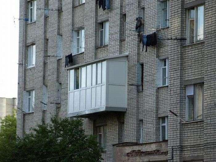 Фейли будівельників і комунальників (33 фото)