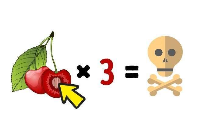 Які продукти і в якій кількості можуть призвести до смерті (14 картинок)